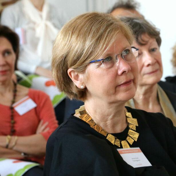 Arrivée d'Anne Fendt, Directeur Turningpoint