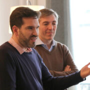 Benjamin Pavageau, Turningpoint researcher, receives phD in Management Sciences