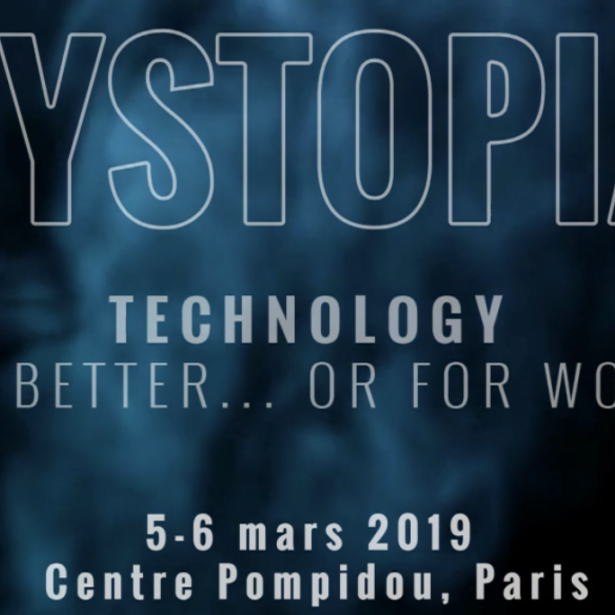 Dystopia, Future of Work!