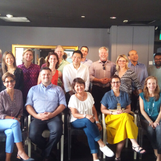 Turningpoint Asia, an inspiring & international community of coaches!